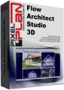 Pixelplan Flow Architect Studio 3D v1.5.3-Lz0