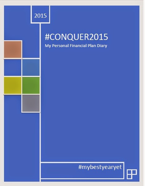 #CONQUER2015 Planner