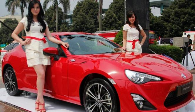 Ini Mobil Jadi Rebutan Anak Muda Kaya di Indonesia