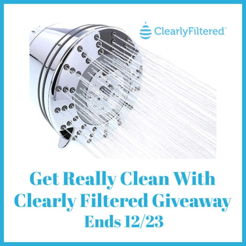 Clearly Filter Giveaway