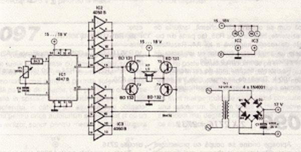 mouse   rat repellent circuit