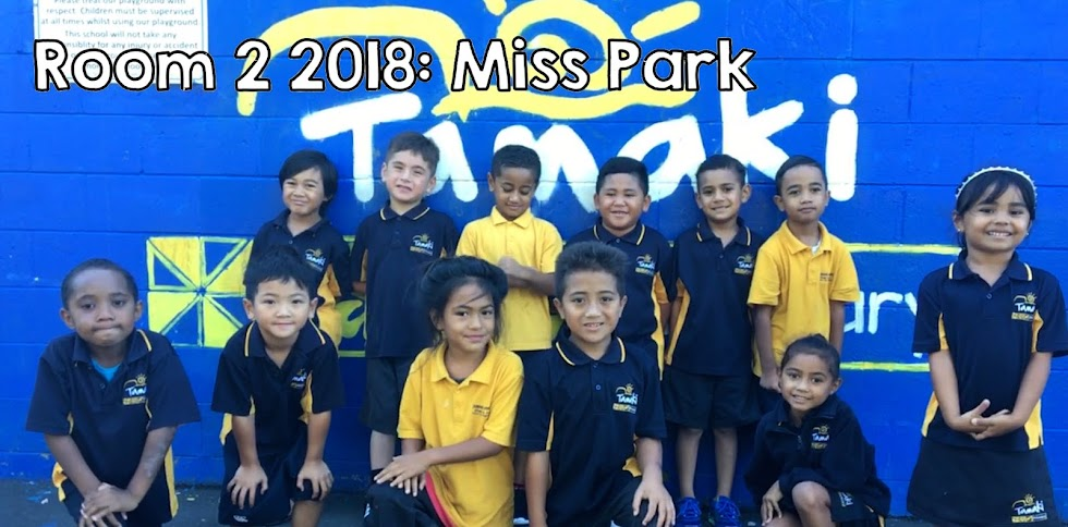 Room 2 2018 @ Tamaki Primary School