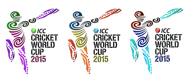 Cricket World Cup Logo 2010. ICC Cricket World Cup 2015