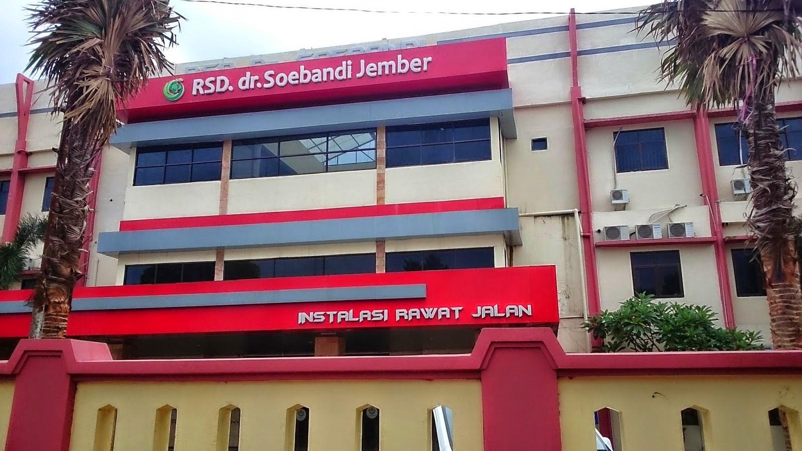 Daftar Rumah Sakit di Kabupaten Jember