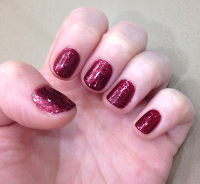 Essie, Essie Leading Lady, South Side Nail Candy, nail salon, nail polish, nail varnish, nail lacquer, manicure, mani monday, #manimonday, nails