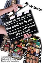 CAMPAMENTO SAN PABLO 2011