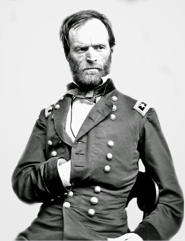 a biography of william tecumseh sherman a general of the civil war William tecumseh sherman in the service of my country, a life by james lee mcdonough illustrated 816 pp ww norton & company $3995 historians cannot get enough of william tecumseh sherman.