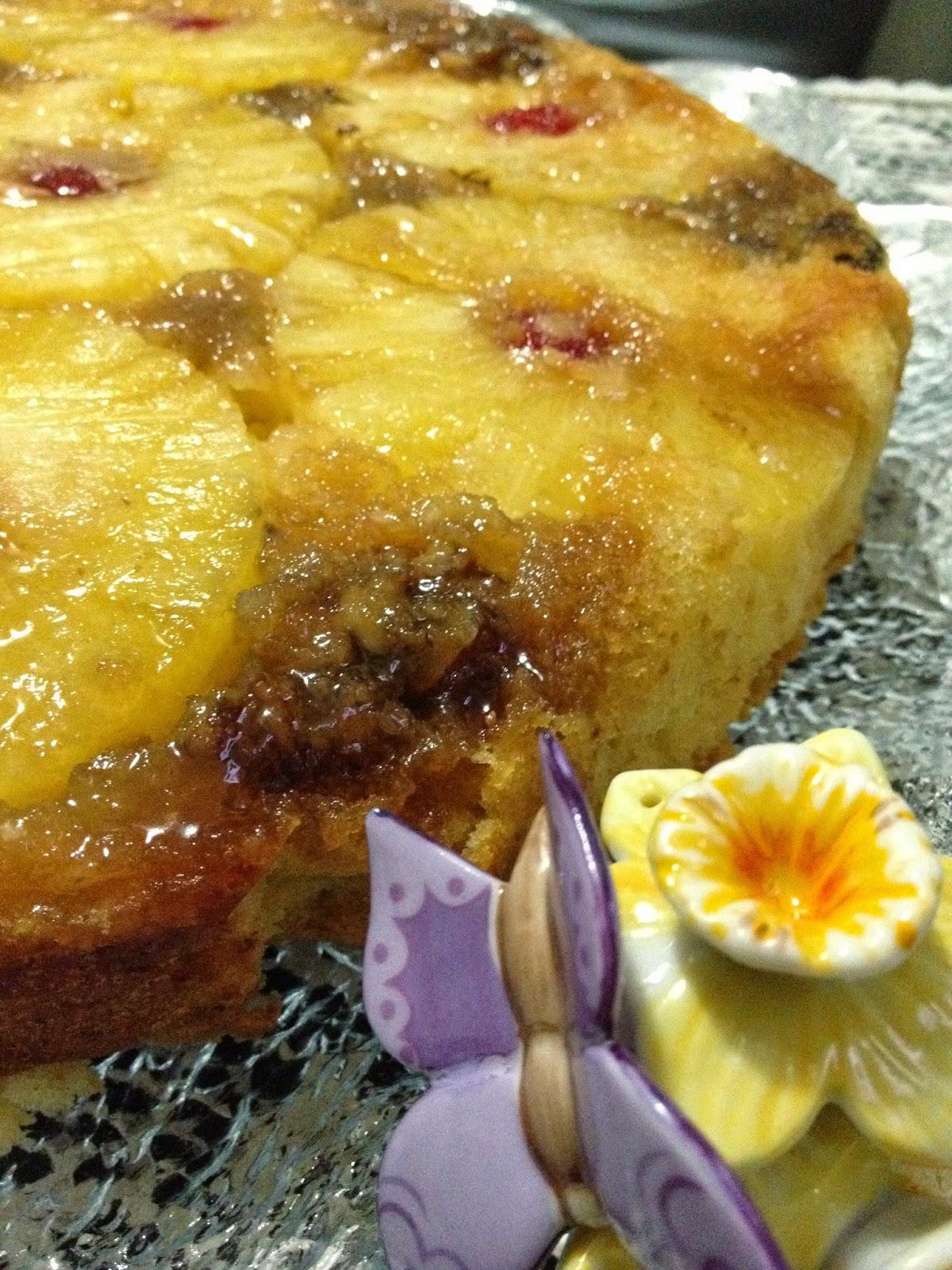 Ananaslı havuçlu kek tarifi