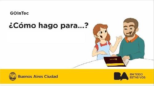 ¿Cómo hago? - Videotutoriales Sarmiento BA