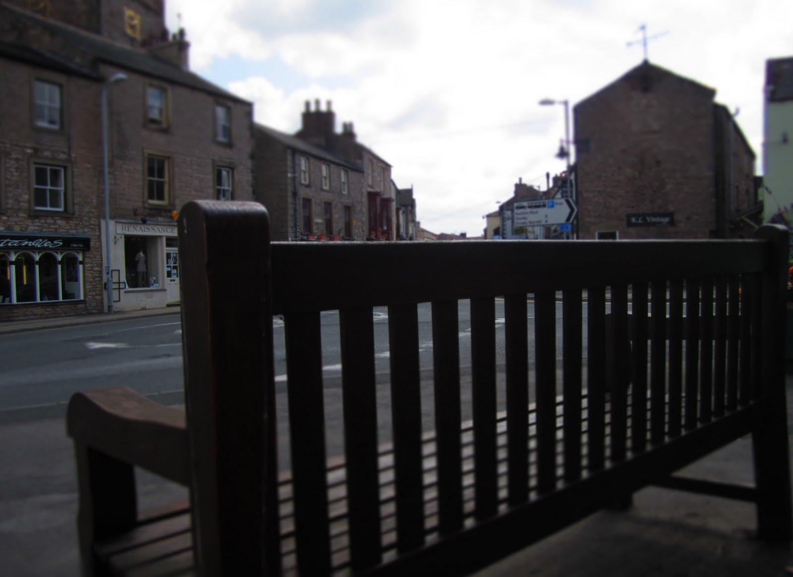 TravelMarx: Benches of the Wainwright Coast to Coast Walkstephentown town