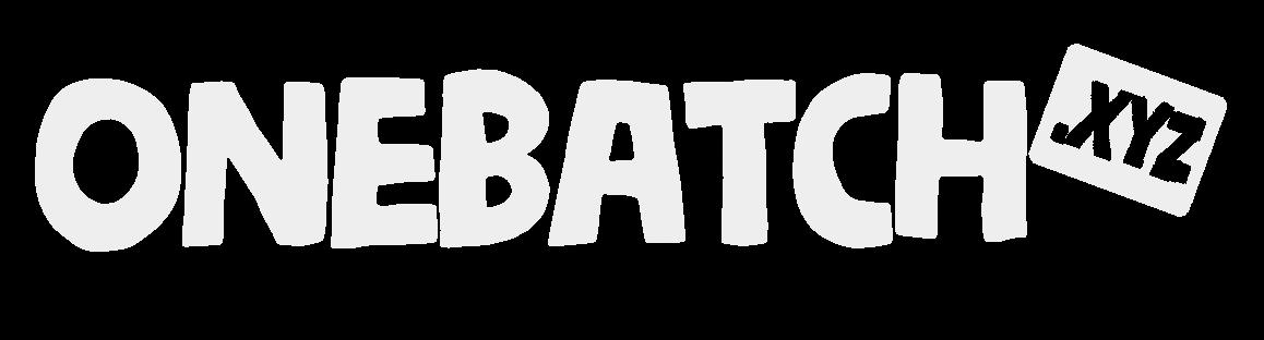ONEbatch