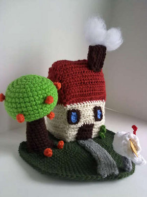 Free Crochet Patterns For The Home : 2000 Free Amigurumi Patterns: Free crochet pattern for a ...