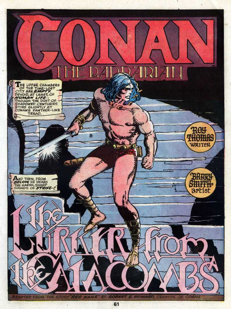 """the characterization of valeria in red nails a story by robert e howard Bill: """"red nails"""" is the last conan story robert e howard wrote, and it is  right  about characterization, at least in the case of conan, valeria,."""