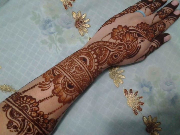 Wallpapers047 Girls Bridal HD Mehndi Design