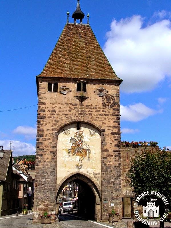 MUTZIG (67) - Porte de Strasbourg