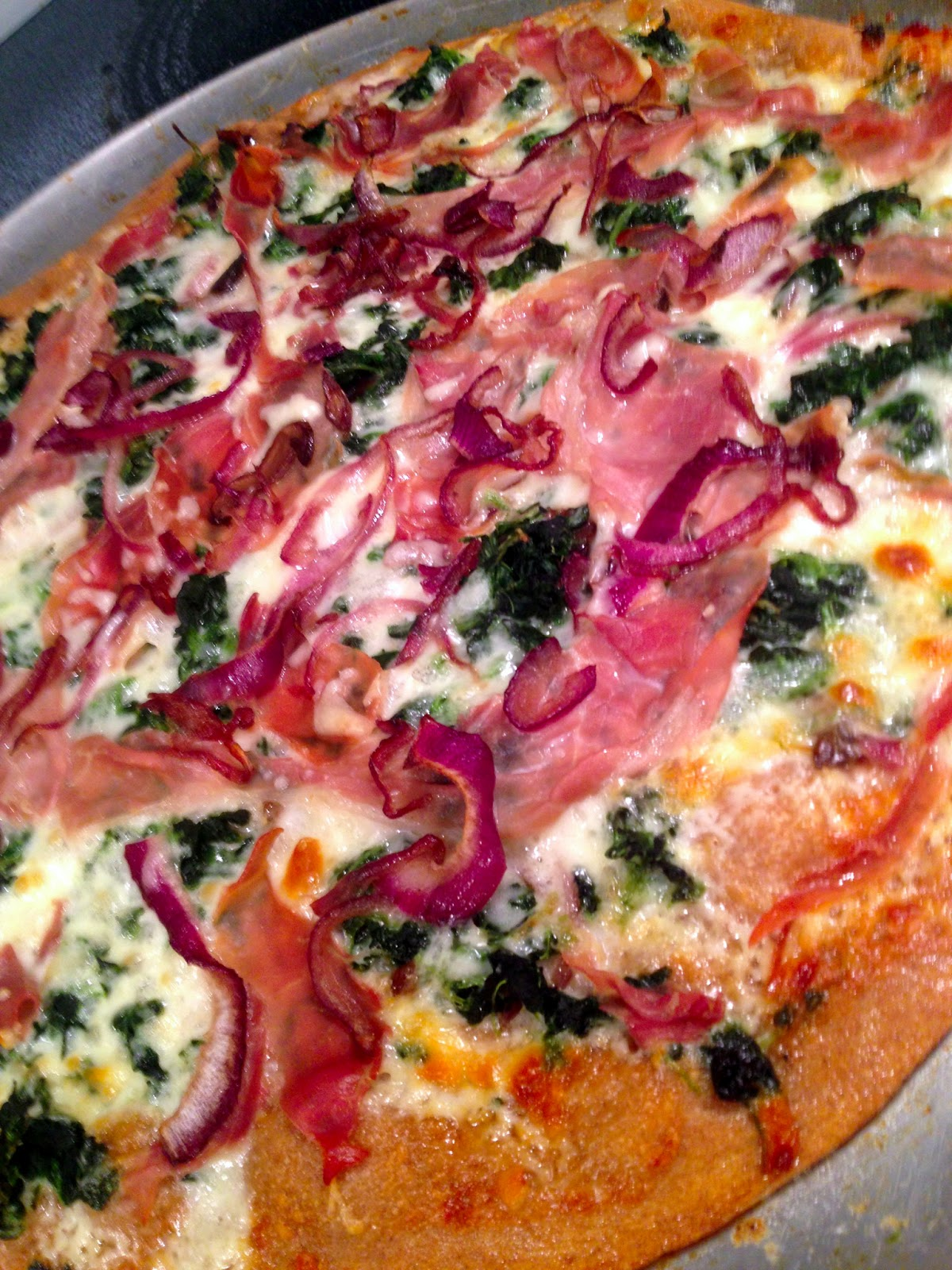 Call Me Mrs. Rapp: Caramelized Veggie, Prosciutto and ...