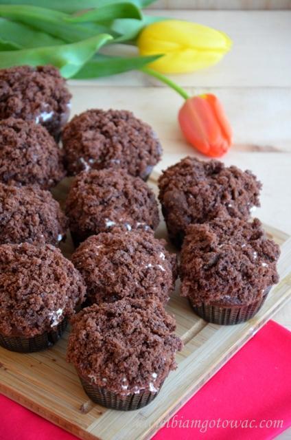 Muffinki Kopiec kreta