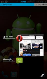 Cara Menambah dan Mengetahui Penggunaan Ram di Recent App Pada Ponsel Android