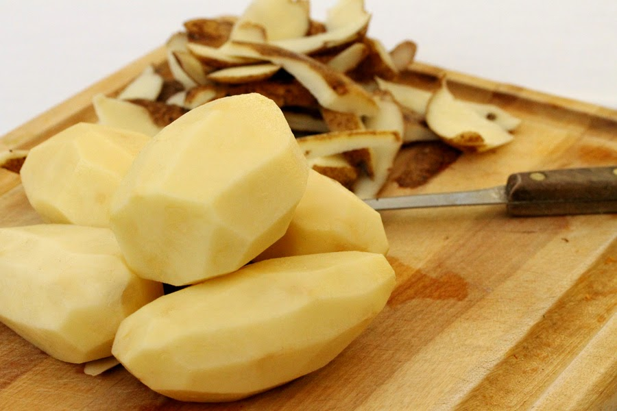 cắt khoai tây