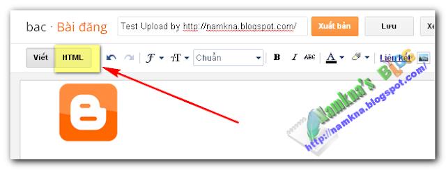 Lưu trữ hình ảnh trên blogger không giới hạn băng thông.