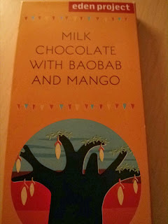 milk chocolate Baobab