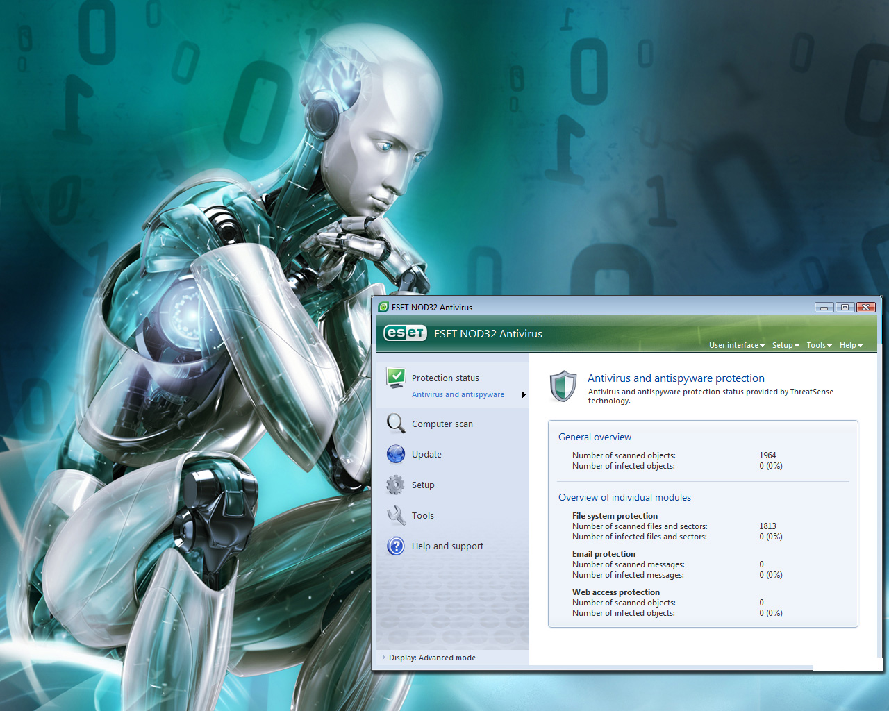 ESET NOD Antivirus/ Smart Security ... Final אנטיוירוס טוב
