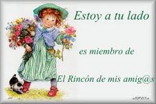 Soy Miembro del Rincón de mis amig@s