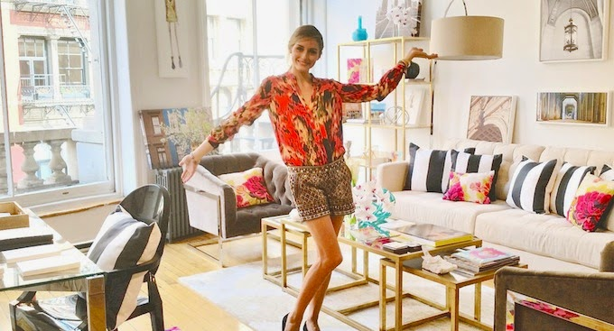 olivia palermo's newest role