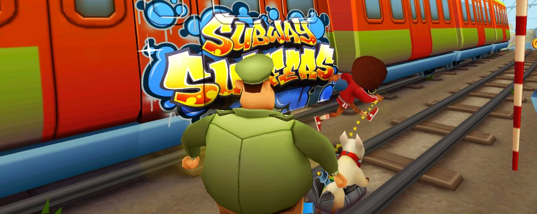 ����� ����� ���� Subway Surfers,����� 2013 1سب و