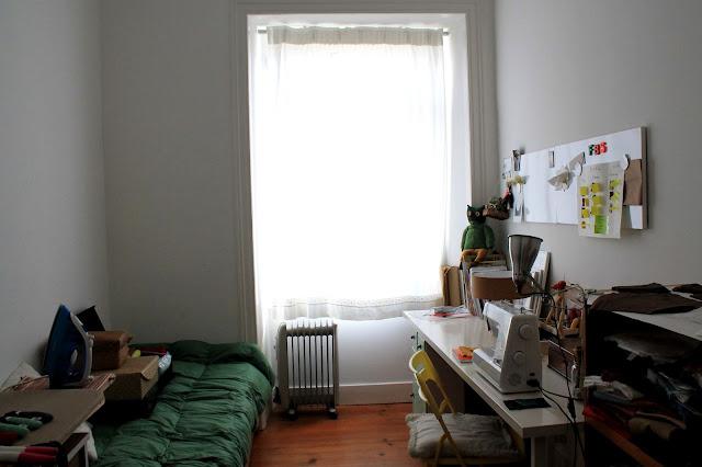 Fulana Beltrana Sicrana's studio