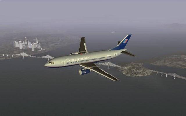 FlightGear Flight Simulator PC Game