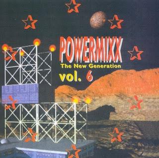 Power Mixx - Power Mixx 6 - The New Generation