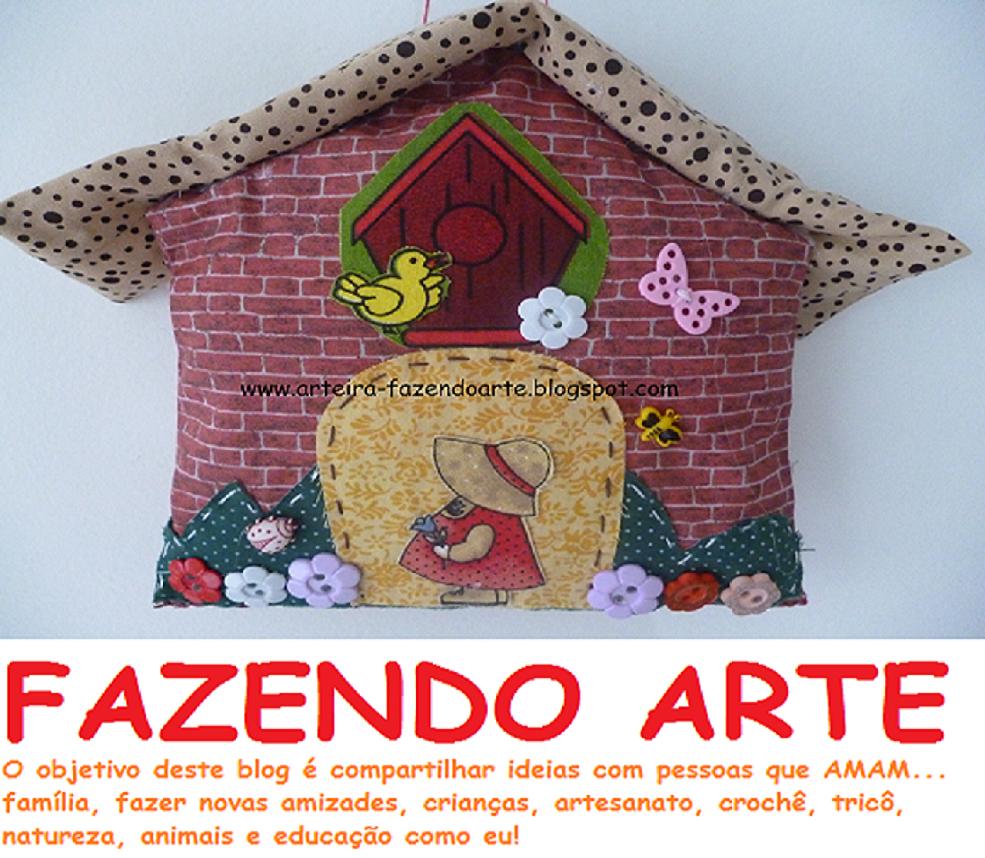 FAZENDO ARTE