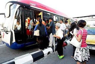 Nahh Kisah Public Transport