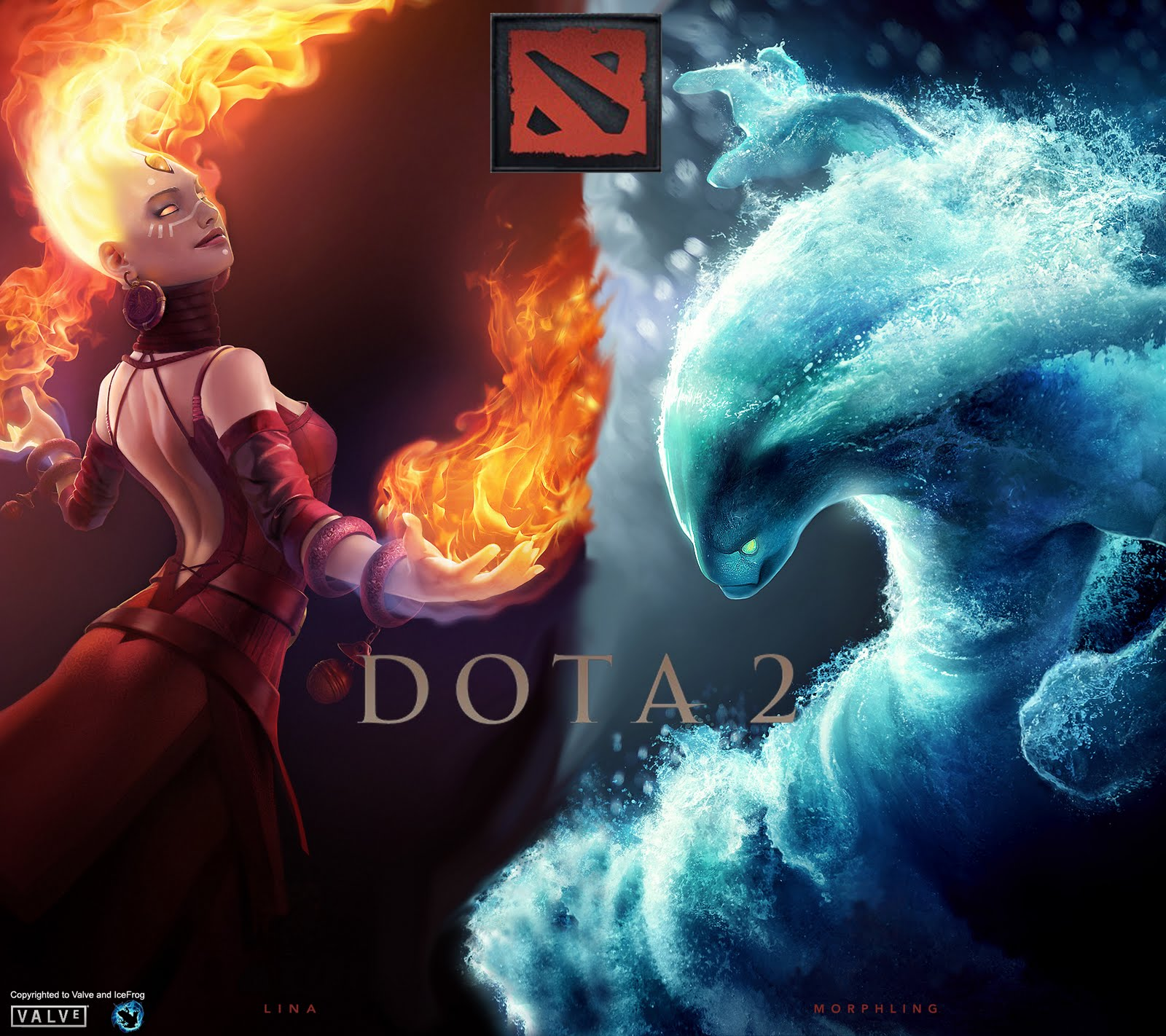 14 World Of Warcraft DOTA 2 Wallpapers HD Download