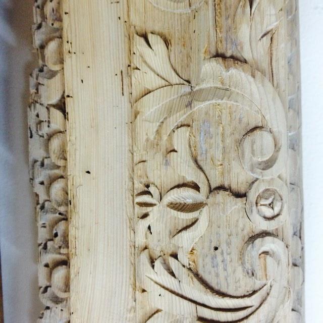 Framemaker: Wooden Antique Frames