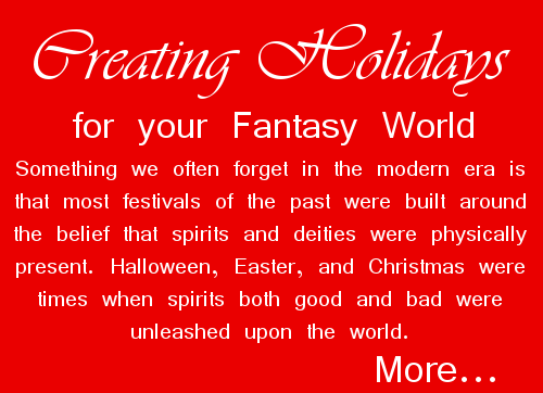 fantasy writing ideas