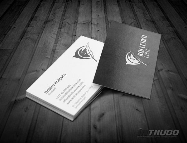 mẫu card visit cá nhân 3