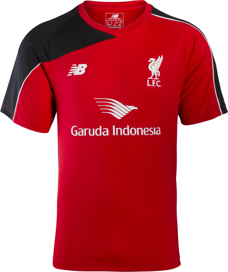 training shirt liverpool
