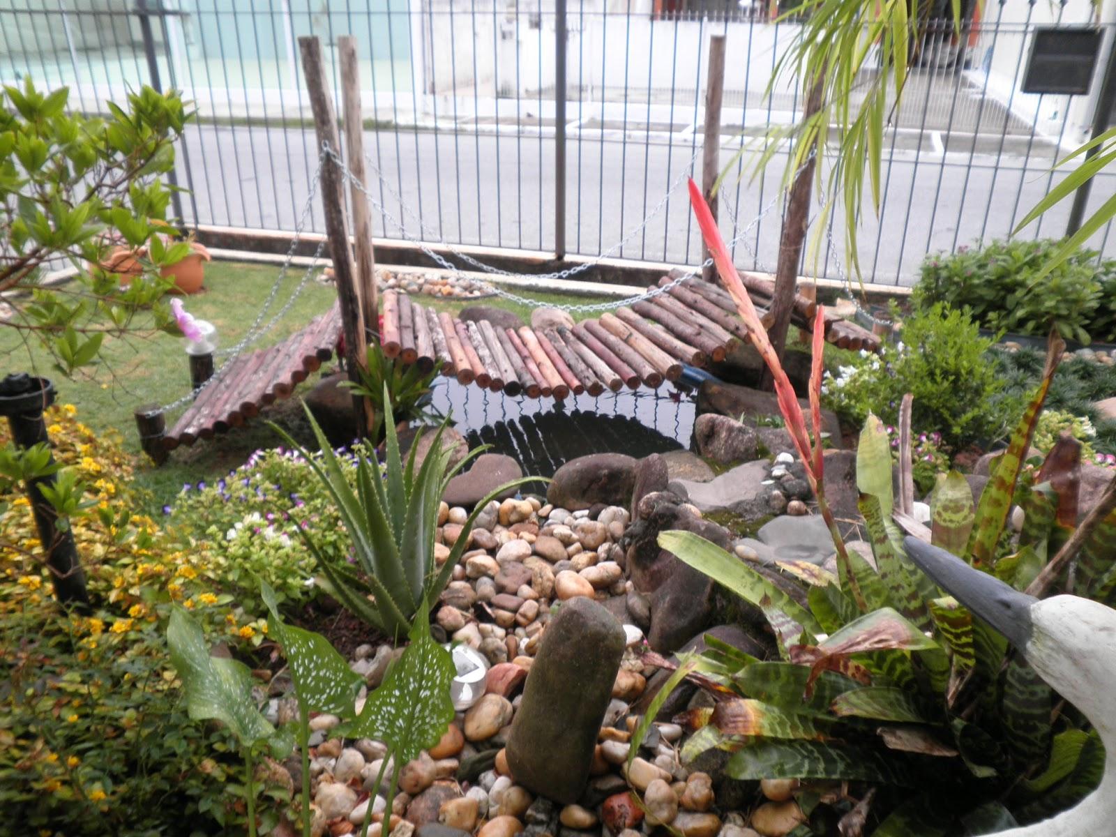 Francisco Piso Deck Decoração de madeira no meu jardim!