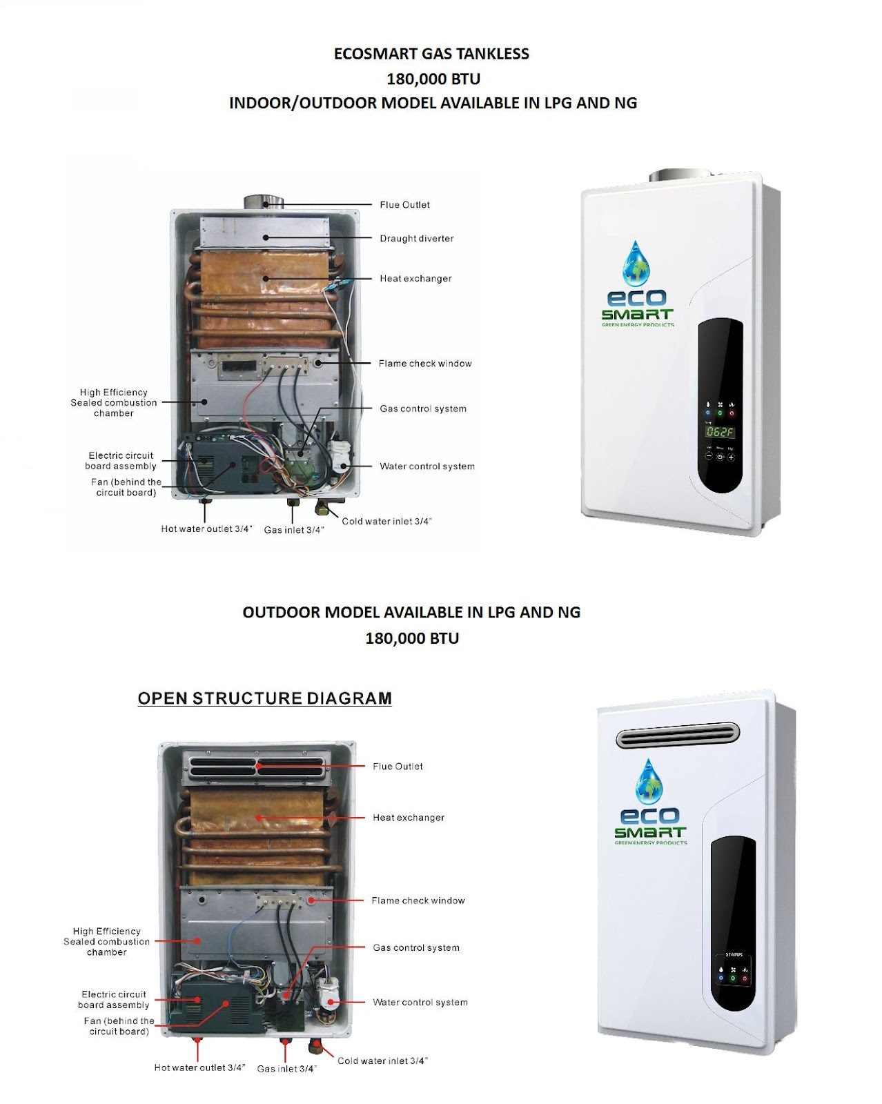 Average Cost Of Water Heater Tankless Water Heater Tankless Water Heaters