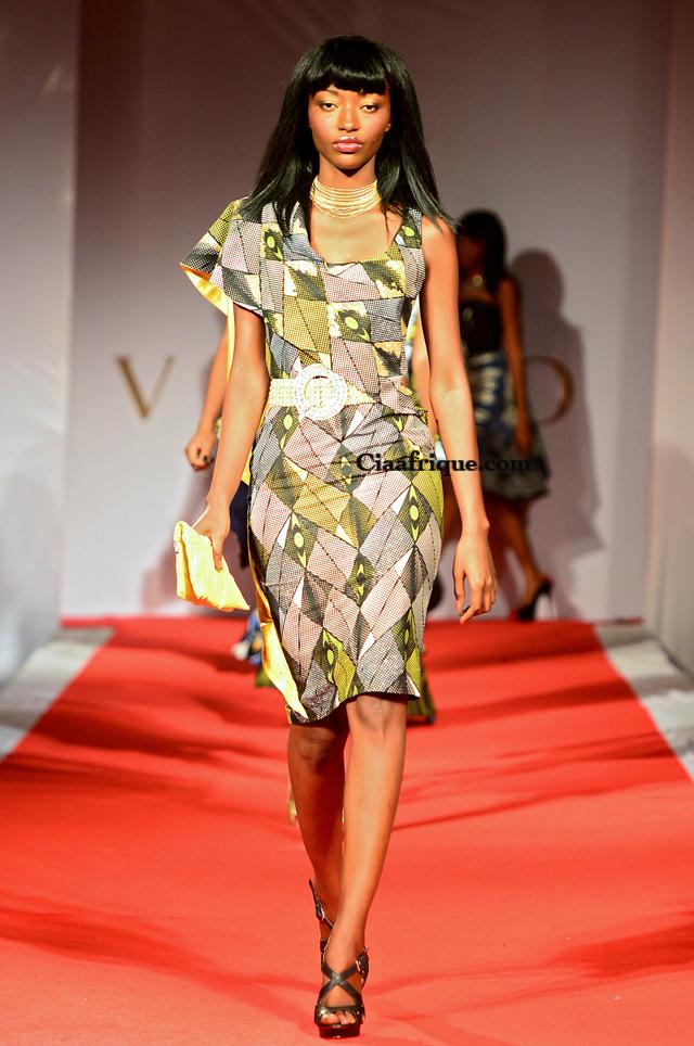 Vlisco Fashion Show Cotonou 2012 Grace Wallace Ciaafrique African Fashion Beauty Style