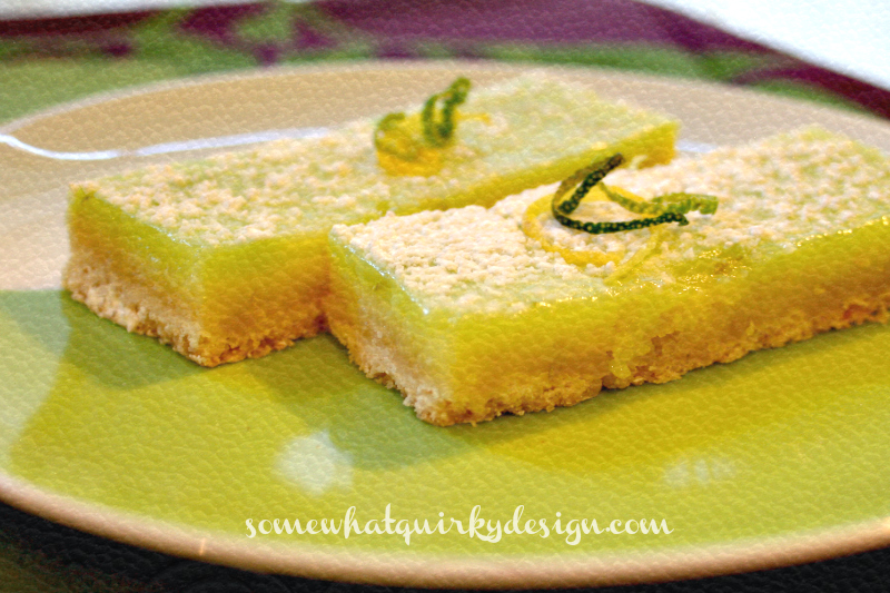 Somewhat Quirky: Vintage Juicers - and Lemon Lime Bars