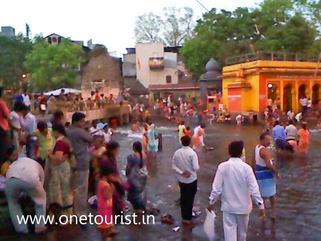 Nashik city , Godavri river ,गोदावरी घाट , नासिक शहर , महाराष्ट्र