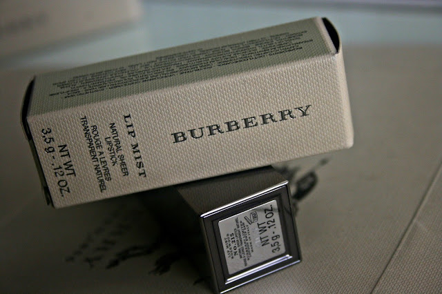 Burberry Beauty Lip Mist in Rosewood Review, Photos & Swatches