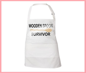 Wooden Spoon Apron