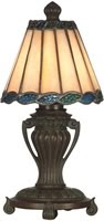 Dale Tiffany Style Lamp