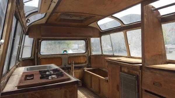 Project, 1960 Mercedes 0319 Panorama Bus | Auto Restorationice