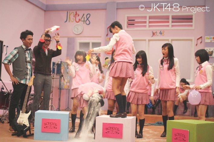 Galeri foto JKT48 School episode 5