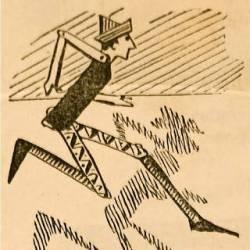 Kisah asal-usul Pinokio Menurut versi Alessandro Vegni